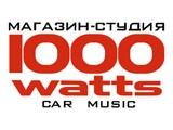 Логотип 1000watts