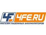 Логотип 4fe