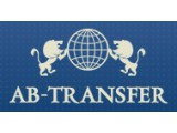 Логотип Ab-transfer, компания трансферных услуг