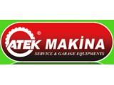 Логотип ATEKMAKINA, торговая компания, ООО АТЕК, официальный дилер