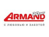 Логотип Арманд